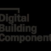 B&W logo for Digital Building Components