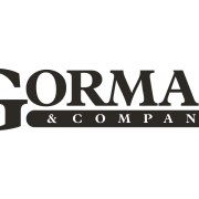 B&W logo for Gorman & Company