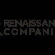 B&W logo for Renaissance Companies