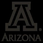 B&W logo for University of Arizona