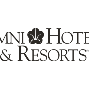 Omni Hotels & Resorts Logo in B&W
